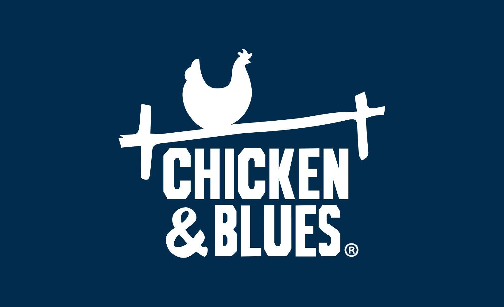 Chicken & Blues Logo