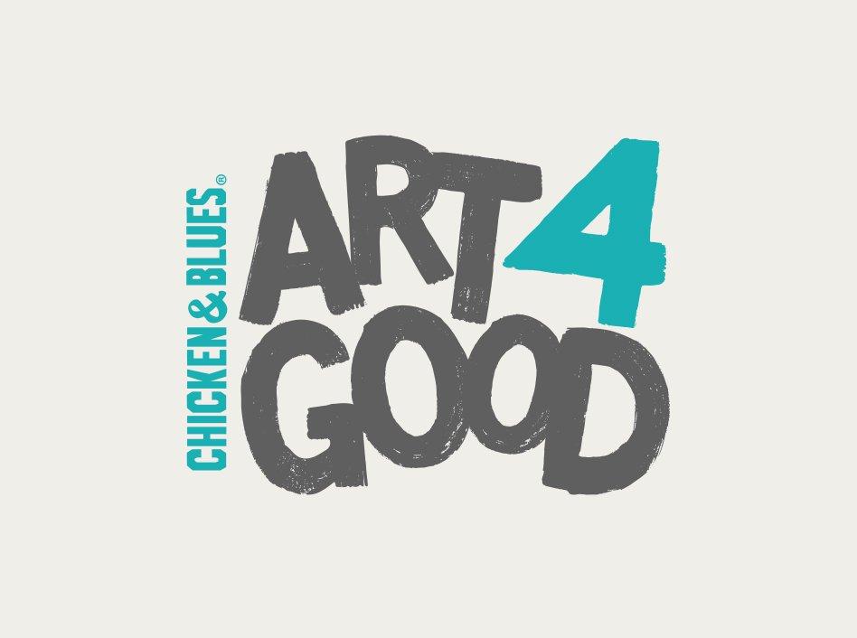 Chicken & Blues: Art4Good