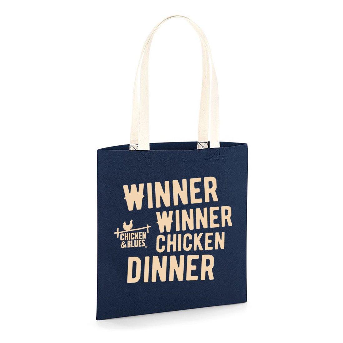 C&B: Winner Winner Cotton Bag