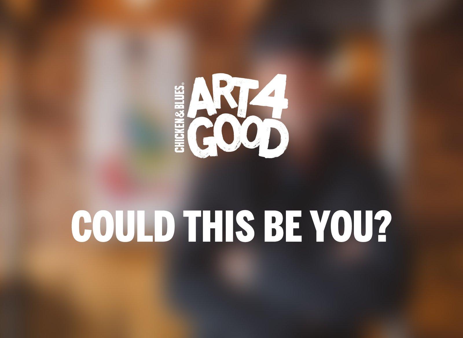 Chicken & Blues: Art4Good (4)