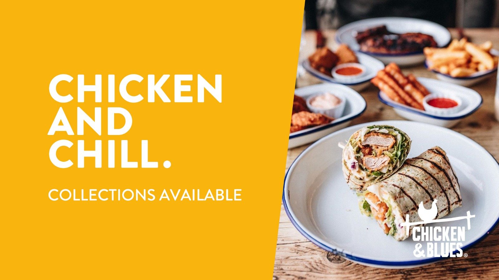 Chicken & Chill – click & collect service available