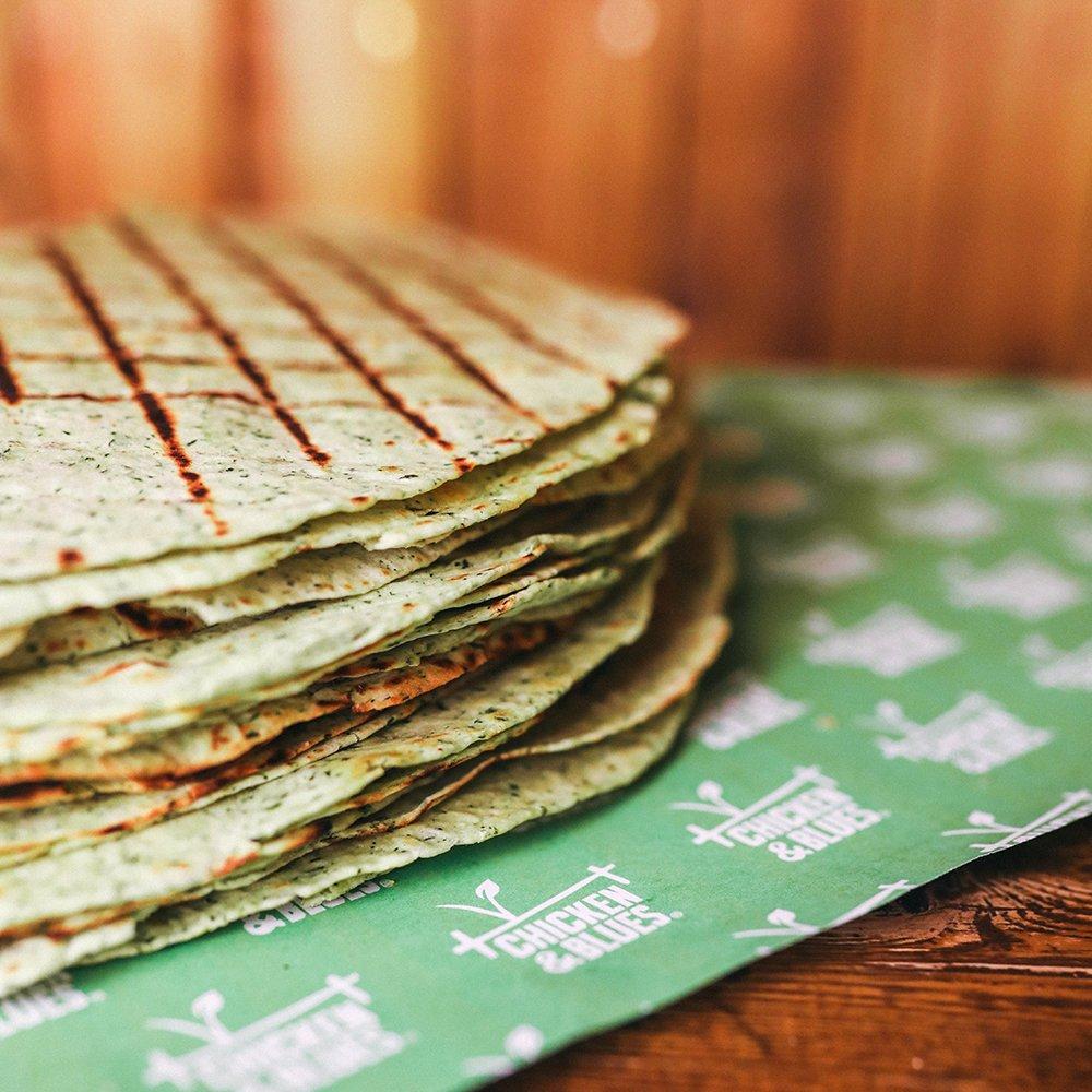 C&B: Plant based tortillas