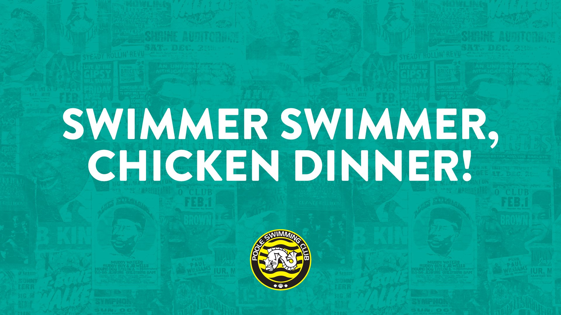 Chicken & Blues joins the race to save Poole Swimming Club
