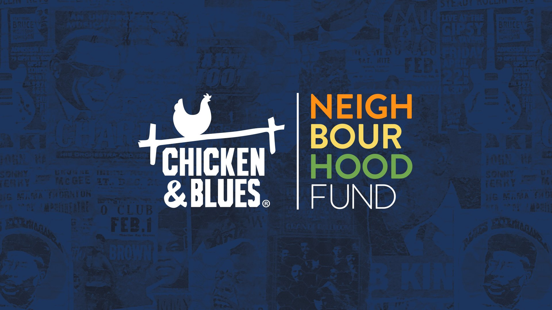C&B announces £5,000 commitment and the launch of its 2021 'Chicken & Blues Neighbourhood Fund'