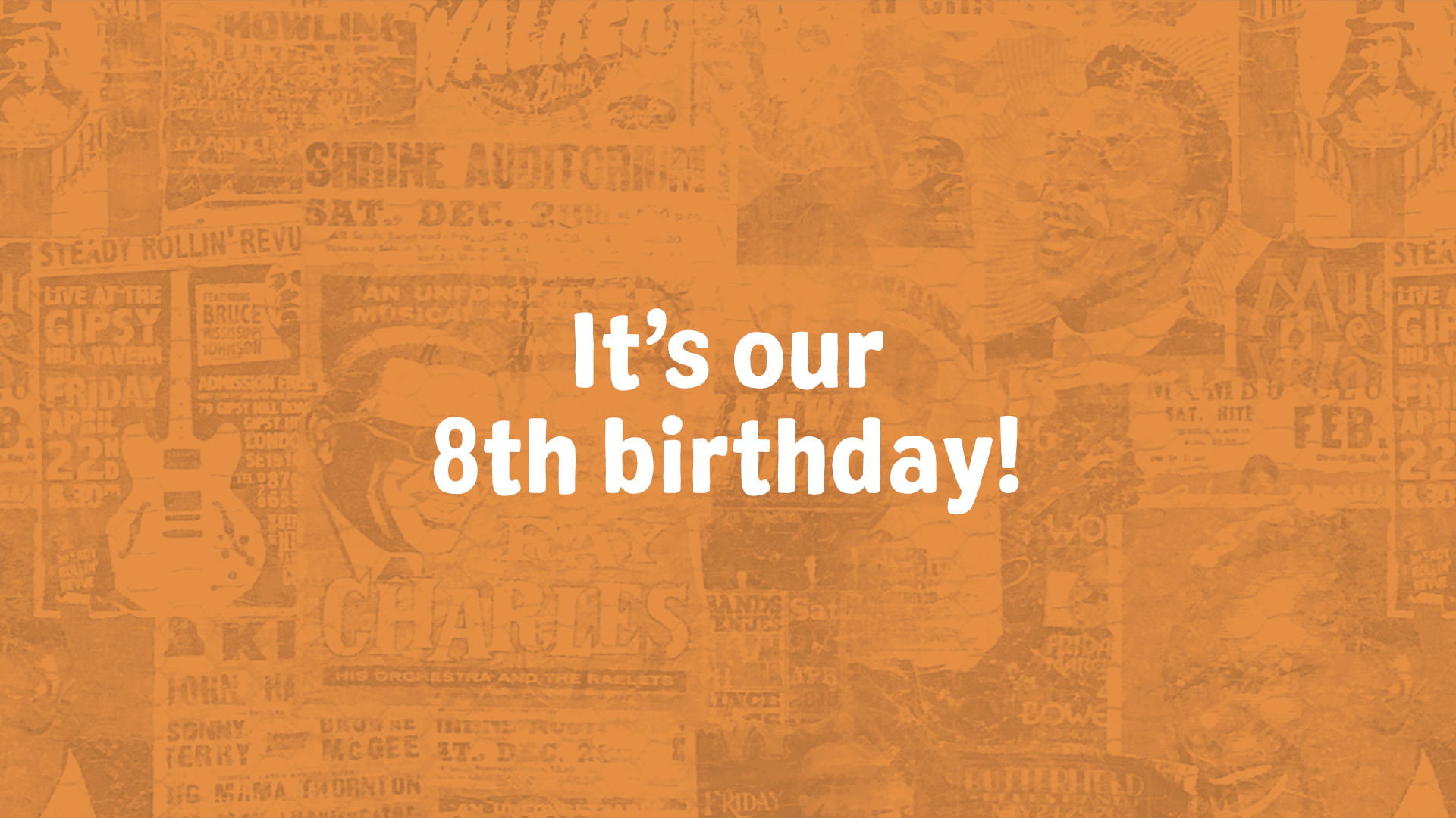 Chicken & Blues: It's Our Birthday