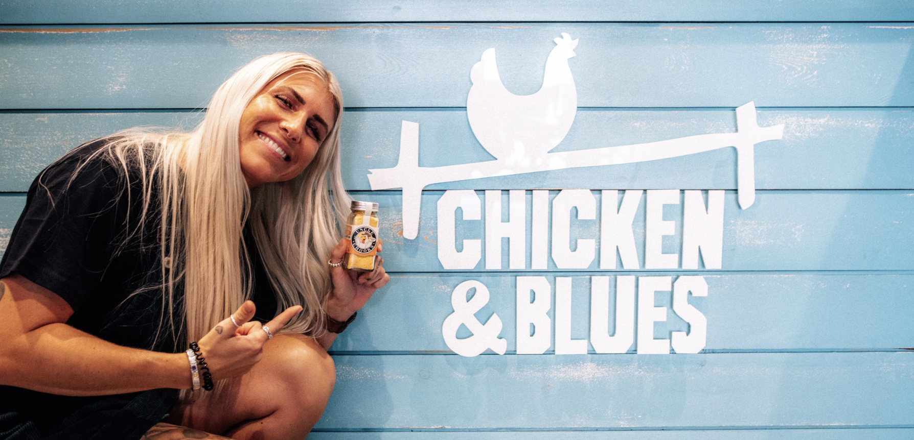Chicken & Blues: Our Managers Recommend You Try These Dishes!